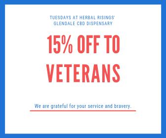 cbd gdl veterans special
