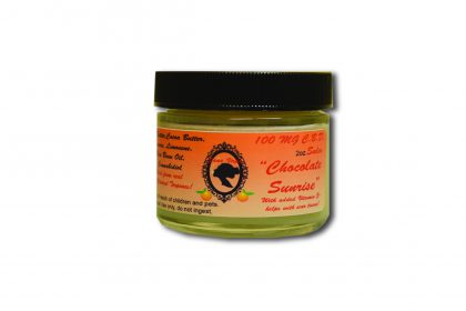 Janevape 100mg CBD Salve Chocolate Sunrise
