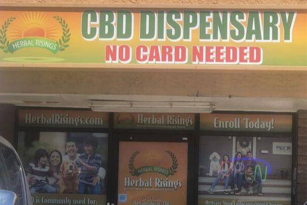 herbal risings cbd dispensary