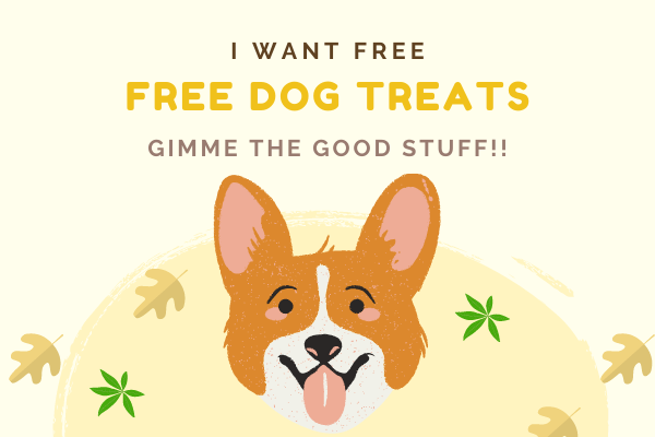 free dog treats